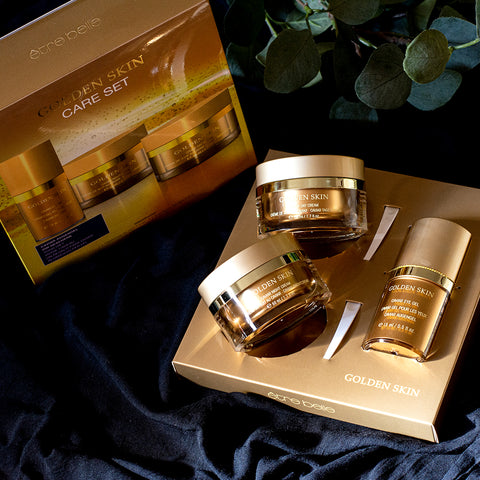 Golden Skin Care Set