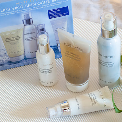 Purifying Skin Care Set