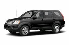 Honda CR-V 2nd Generation 2003-2006
