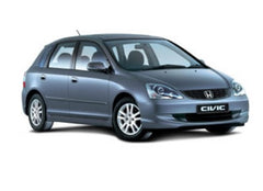 Honda Civic 7th Generation 2001-2005