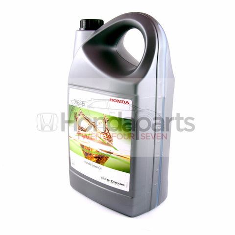 Genuine Honda Diesel Green Engine Oil. 4 Litres