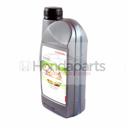Genuine Honda Diesel Green Engine Oil. 1 Litre