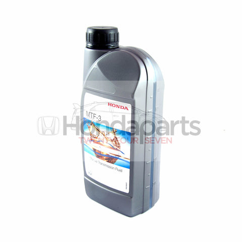 Genuine Honda MTF 3 Manual Transmission Fluid. 1 Litre