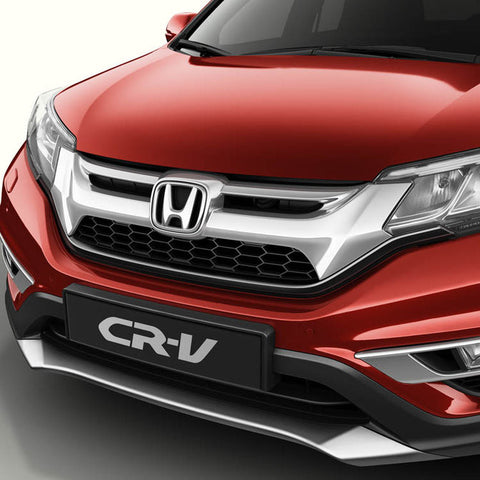 Genuine Honda CR-V Front Grille (Chrome) (2015-2016)
