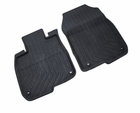 Genuine Honda CR-V Front Rubber Mats (2019 Onward)