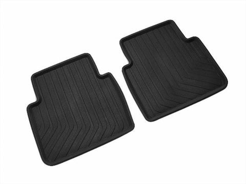 Genuine Honda CR-V Rear Rubber Mats (2019 Onward)