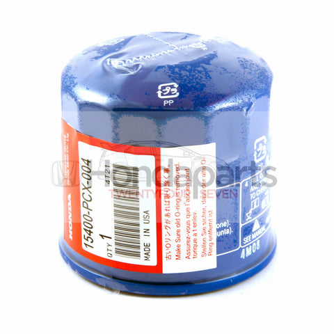 Genuine Honda Oil Filter S2000 15400-PCX-004