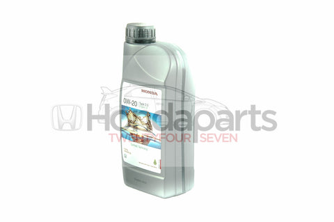 Genuine Honda 0W-20 Type 2.0 Engine Oil. 1 litre
