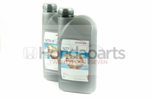 genuine honda mtf 3 manual transmission fluid 2 litres. Black Bedroom Furniture Sets. Home Design Ideas