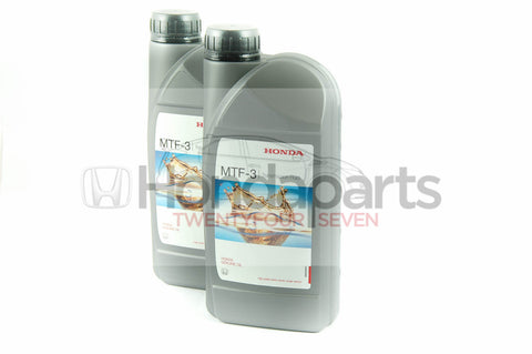 Genuine Honda MTF-3 Manual Transmission Fluid. 2 Litres