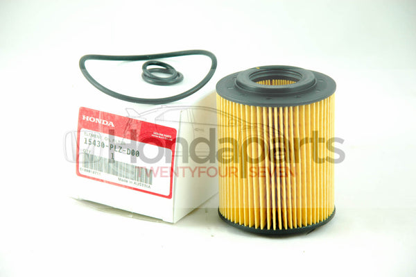 Genuine honda oil filter 1 7 diesel 15430 plz d00 www for 2005 honda civic oil