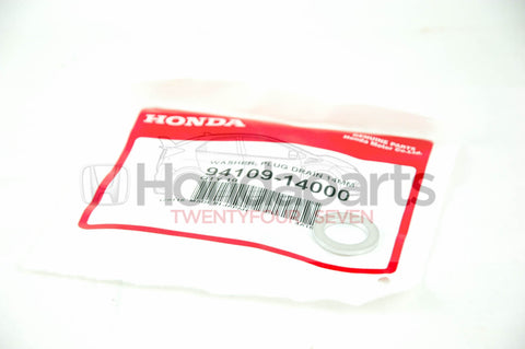Genuine Honda Drain Washer 94109-20000