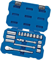 "Draper Expert 18 Piece 3/8"" Square Drive Metric Socket Set"