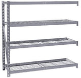Draper Expert Heavy Duty Steel 4 Tier Shelving Extension Unit