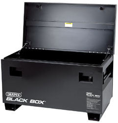 Draper Black Box® Contractors Secure Storage Box