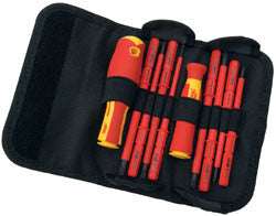 Draper Expert Ergo Plus® 10 Piece VDE Insulated Interchangeable Screwdriver Set