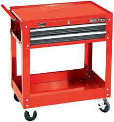 Draper Expert 2 Level Tool Trolley With Two Drawers