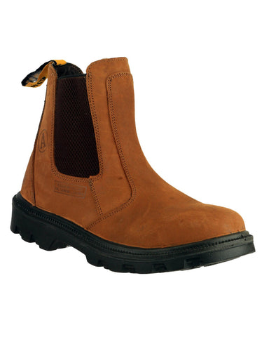 6bd9728ed84 Amblers FS131 Wide Fitting Safety Dealer Boots