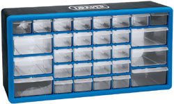 Draper 30 Drawer Organiser