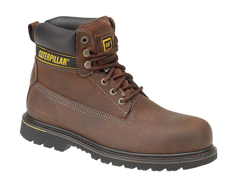 Caterpillar CAT Holton S3 Safety Boots