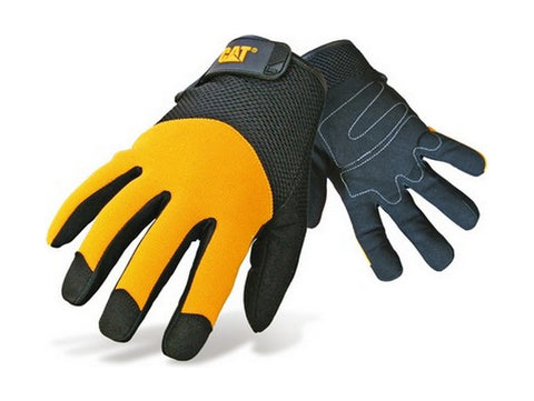 Caterpillar CAT 12215 Padded palm gloves