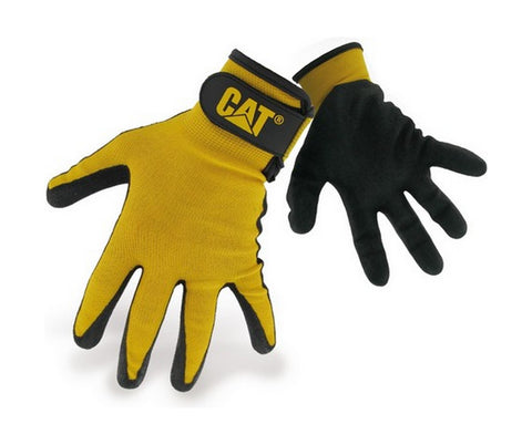 Caterpillar CAT 17416 Nitrile coated gloves
