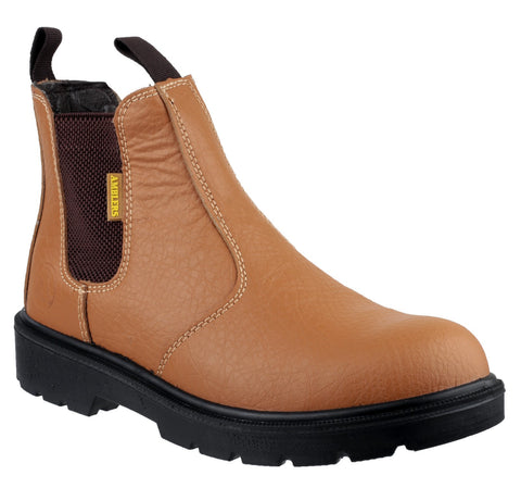 Amblers FS115 Pull-On Dealer Boots