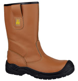 Amblers FS142 Fur Lined Safety Rigger Boots