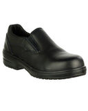 Amblers FS94C Ladies Metal Free Slip On Safety Shoes