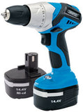 Draper 14.4V Cordless Rotary Drill With Two Batteries