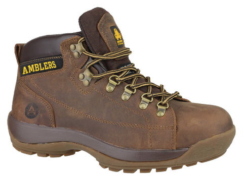 Amblers FS126 Leather Safety Boots