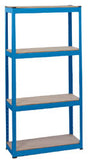 Draper Steel Four Shelves Shelving Unit