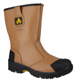 Amblers FS143 Mens Safety Rigger Boots