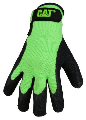 Caterpillar Cat 17417 Latex Palm Gloves
