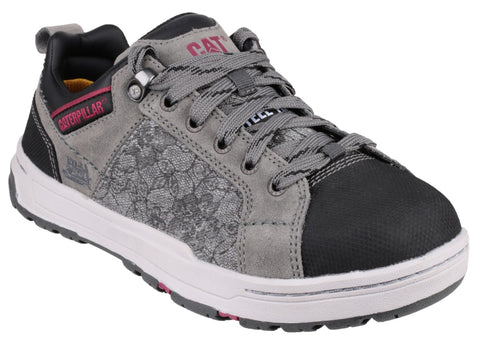 Caterpillar Brode Canvas Safety Trainers