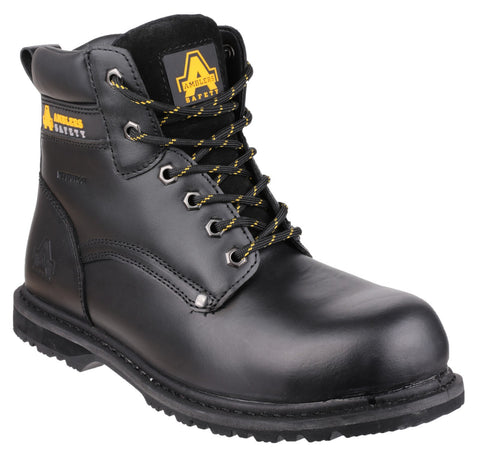 Amblers FS146 Welted S3 Waterproof Safety Ankle Boots