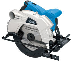 Draper 1300W 230V 185mm Circular Saw With Laser Guide