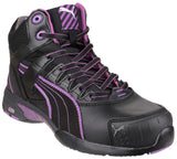 Puma Stepper Womens Mid Safety Boots