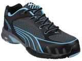 Puma Fuse Motion Blue Safety Shoes