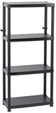 Draper 4 Tier Plastic Shelving Unit