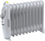 Draper 1kW 230V Oil Filled Radiator
