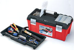 Draper Expert 535mm Tool Box And Tote Tray