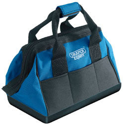 Draper Expert 420mm Tool Bag With Heavy Duty Plastic Base