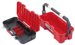 Draper Expert Heavy Duty Tool Box With Removable Organiser (610mm)