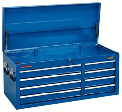 "Draper 8 Drawer 40"" Tool Chest  - 1"