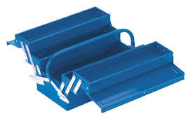 Draper 430mm Four Tray Cantilever Tool Box
