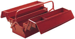 Draper Expert 430mm Four Tray Cantilever Tool Box