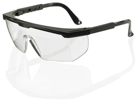 B-Brand Kansas Clear Safety Spectacles