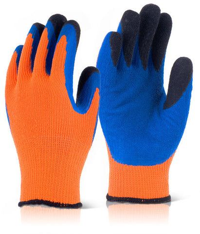 Pair B-Flex Thermo-Star Fully Dipped Latex Gloves