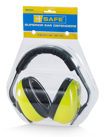 B-Safe Hi-Visibility Ear Defenders